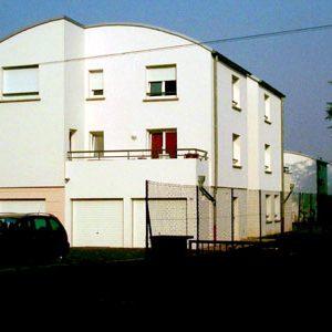 Habitat de l'Ill – 10 logements