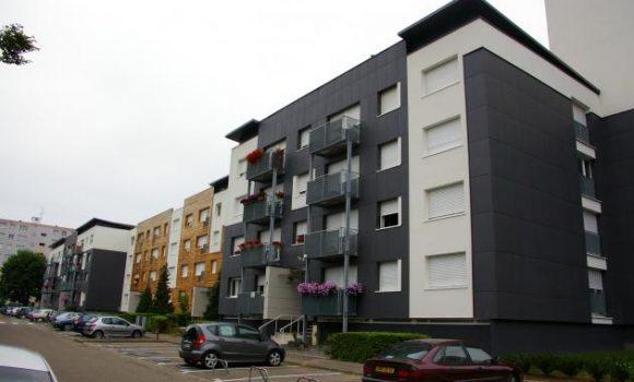rénovation énergétique de 72 logements
