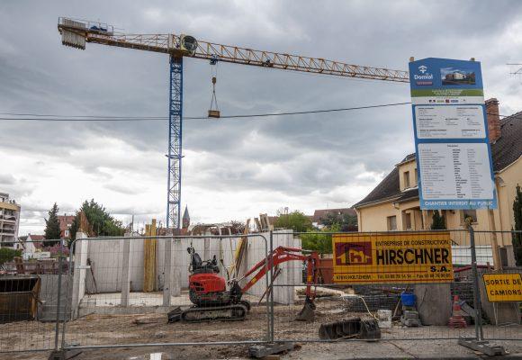 CONSTRUCTION DE 28 LOGEMENTS LOCATIFS