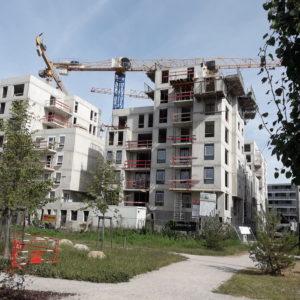 CONSTRUCTION DE 67 + 20 LOGEMENTS A LINGOLSHEIM