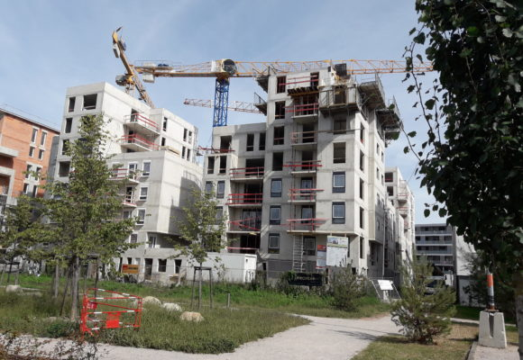 CONSTRUCTION DE 67 + 20 LOGEMENTS A LINGOLSHEIM