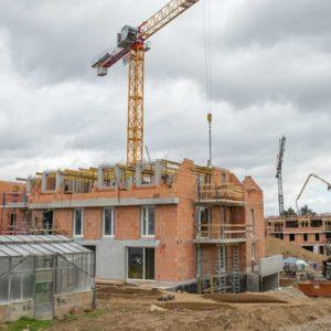 CONSTRUCTION DE 57 LOGEMENTS A MUNDOLSHEIM