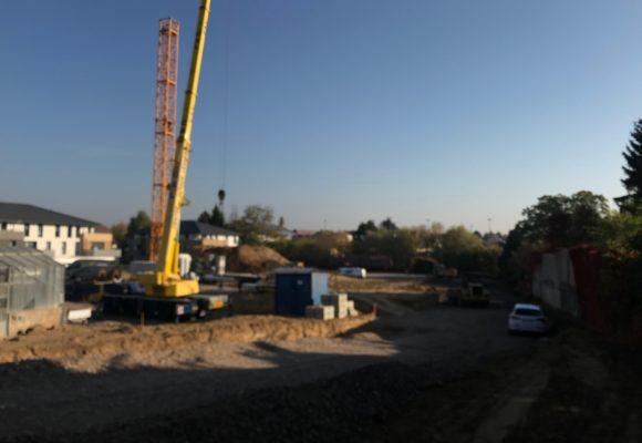 CONSTRUCTION DE 58 LOGEMENTS A MUNDOLSHEIM