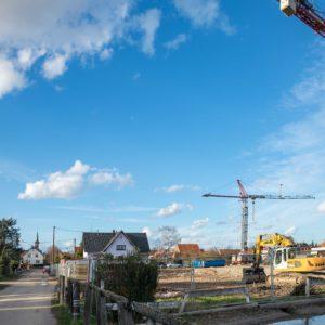 CONSTRUCTION DE 43 LOGEMENTS COLLECTIFS A HOLTZHEIM