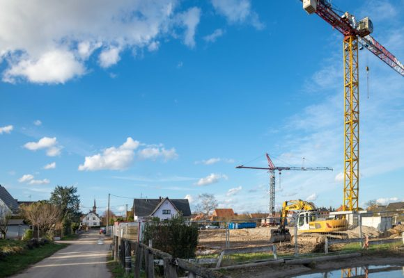 CONSTRUCTION DE 43 LOGEMENTS COLLECTIFS A HOLTZHEIM