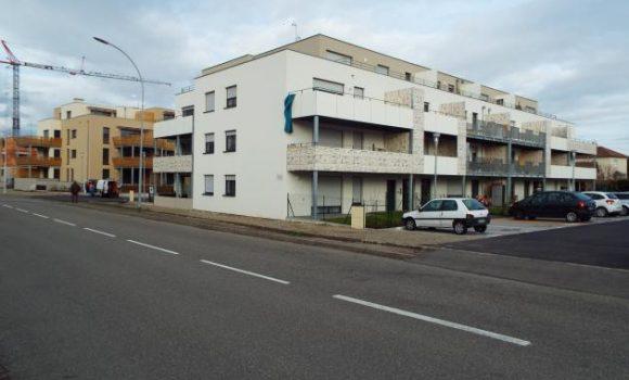 125 logements collectifs sur 7 bâtiments