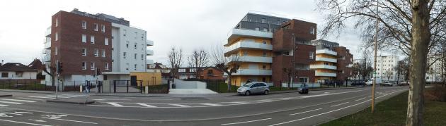 70 logements collectifs