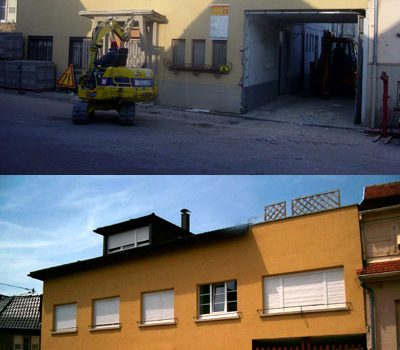 Ecoloft – Transformation d'usine en logements