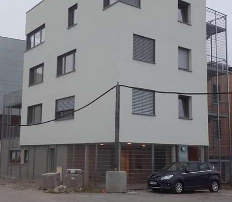 Construction de 4 logements « E-ZERO » à Strasbourg