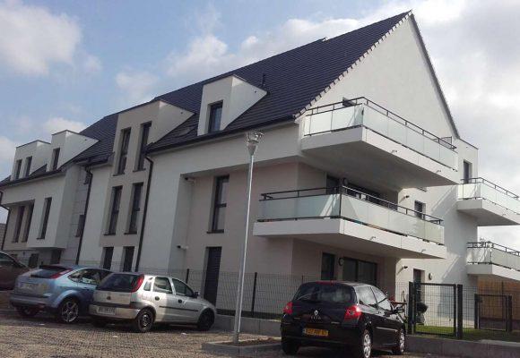 Construction de 11 logements « L'ECRIN » à Ostwald