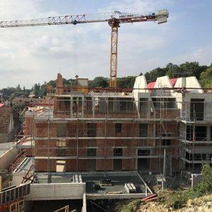 Construction de 4 bâtiments collectifs à Hangenbieten