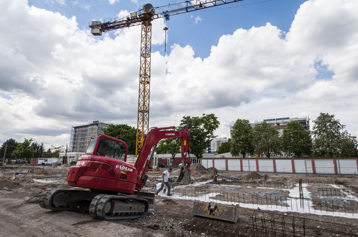 CONSTRUCTION DE 25 LOGEMENTS A OSTWALD