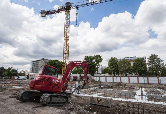 CONSTRUCTION DE 25 LOGEMENTS A OSTWALD