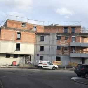 CONSTRUCTION D'UN ENSEMBLE IMMOBILIER DE 10 LOGEMENTS A BISCHHEIM
